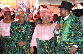 Jonathan daughter wedding