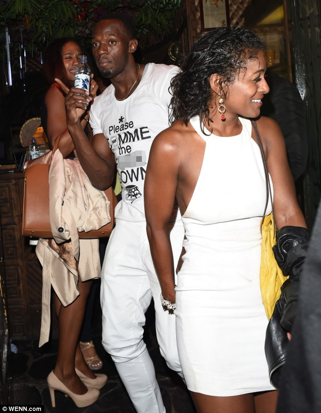 Bolt parties in London 2