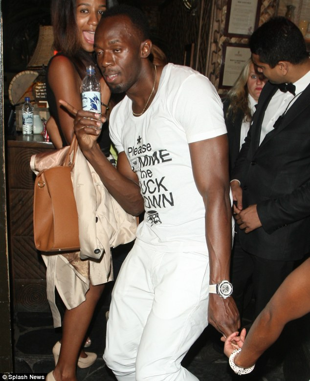 Bolt parties in London
