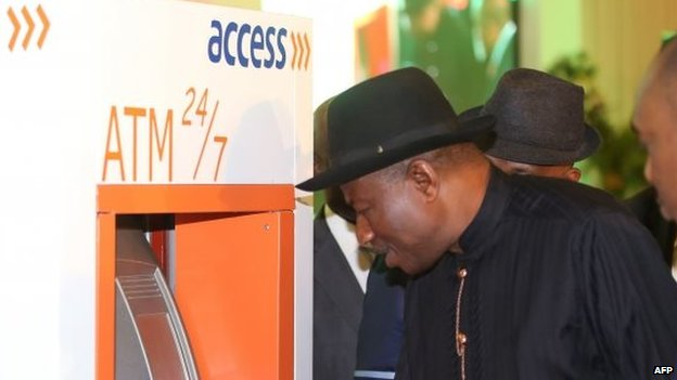 Jonathan Launches ID card 2