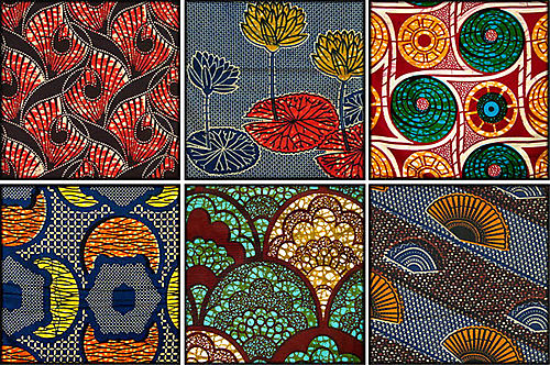 Africa buy and sell fabric