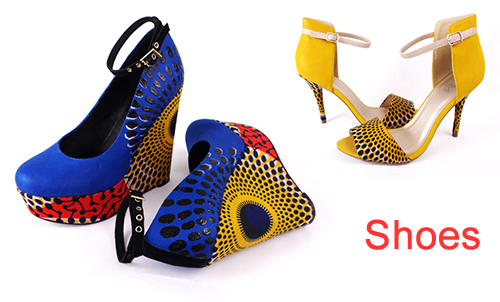 Africa buy and sell shoes